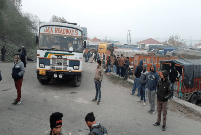 Jammu and Kashmir: private bus drivers to go on indefinite strike from February 24