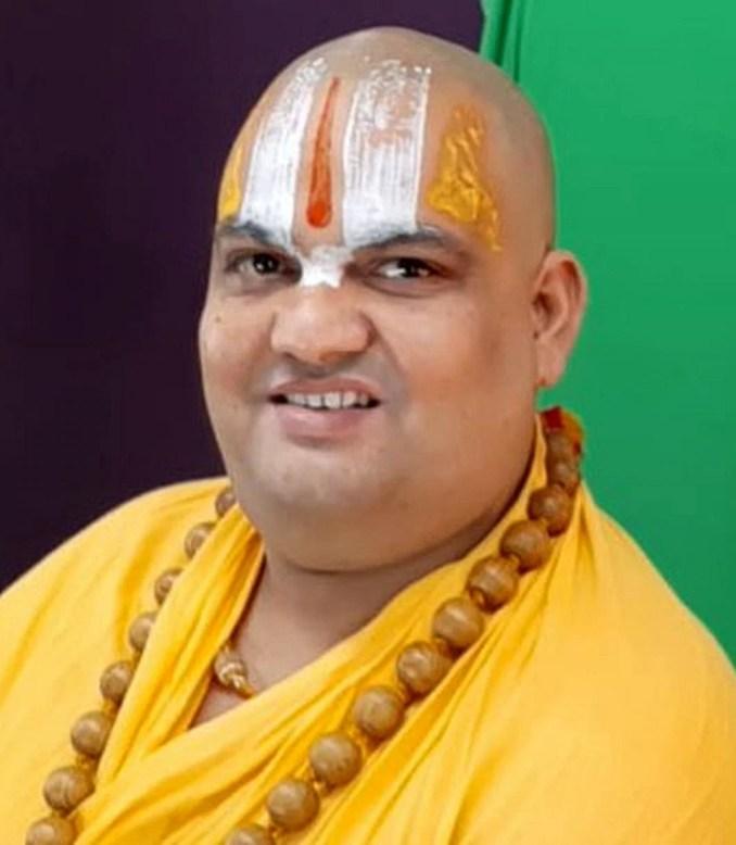 J.G.Ramdineshacharya