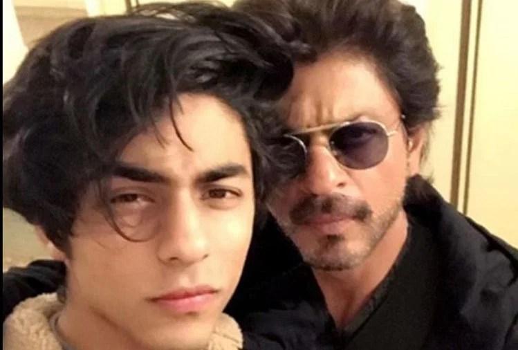 आर्यन खान, शाहरुख खान