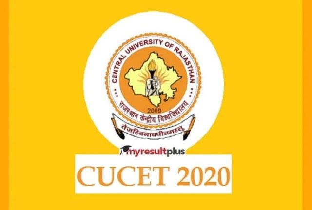 CUCET 2020: ऑनलाइन सुधार प्रक्रिया आज शुरू हुई, परीक्षा विवरण यहां