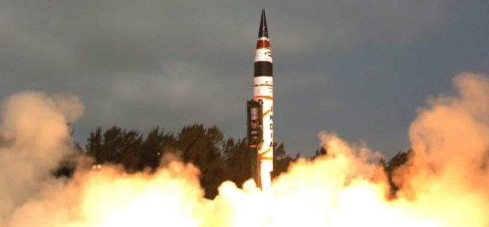 US expresses concern over India's ballistic missile launch