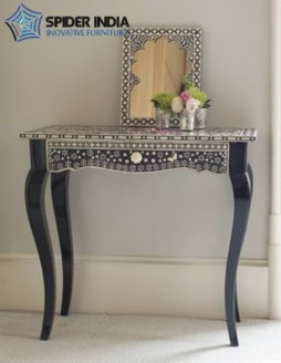 bone-inlay-console-with-1-drawer-jaipur-mirror