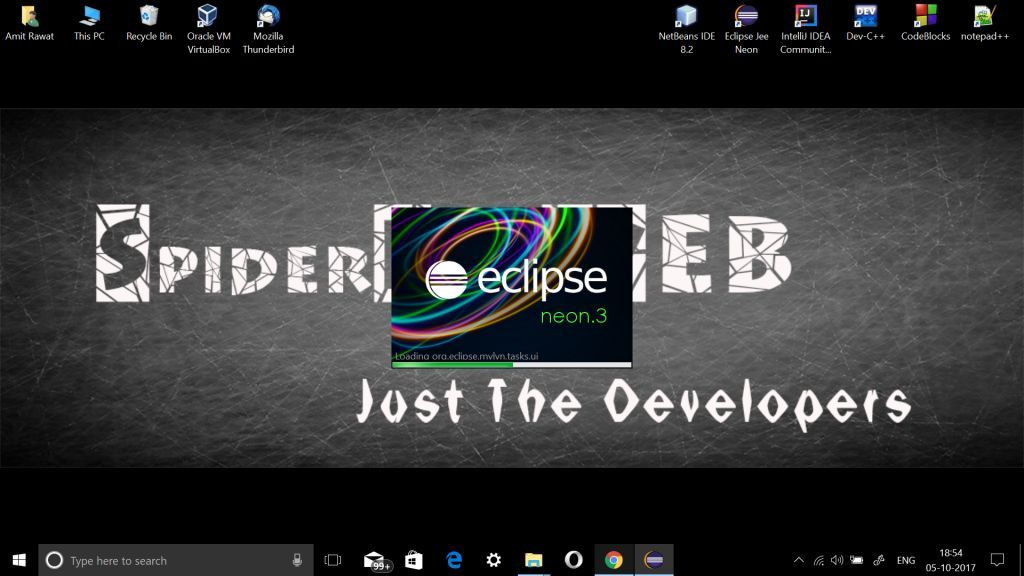 eclipse splashscreen