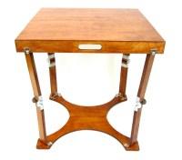 Custom Crafted Folding Small Cafe Table/ Homework Desk ...