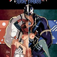 Spider-man Sexual Symbiosis 1: The story of a symbiote that makes Spidey and his friends even more horny than usual!