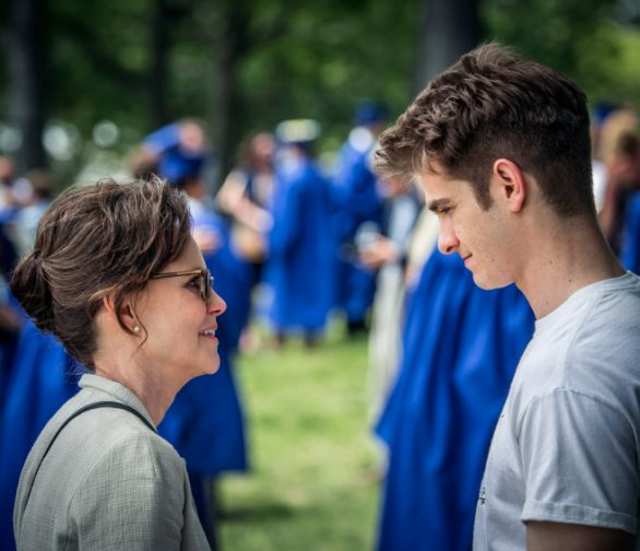 Andrew Garfield;Sally Field