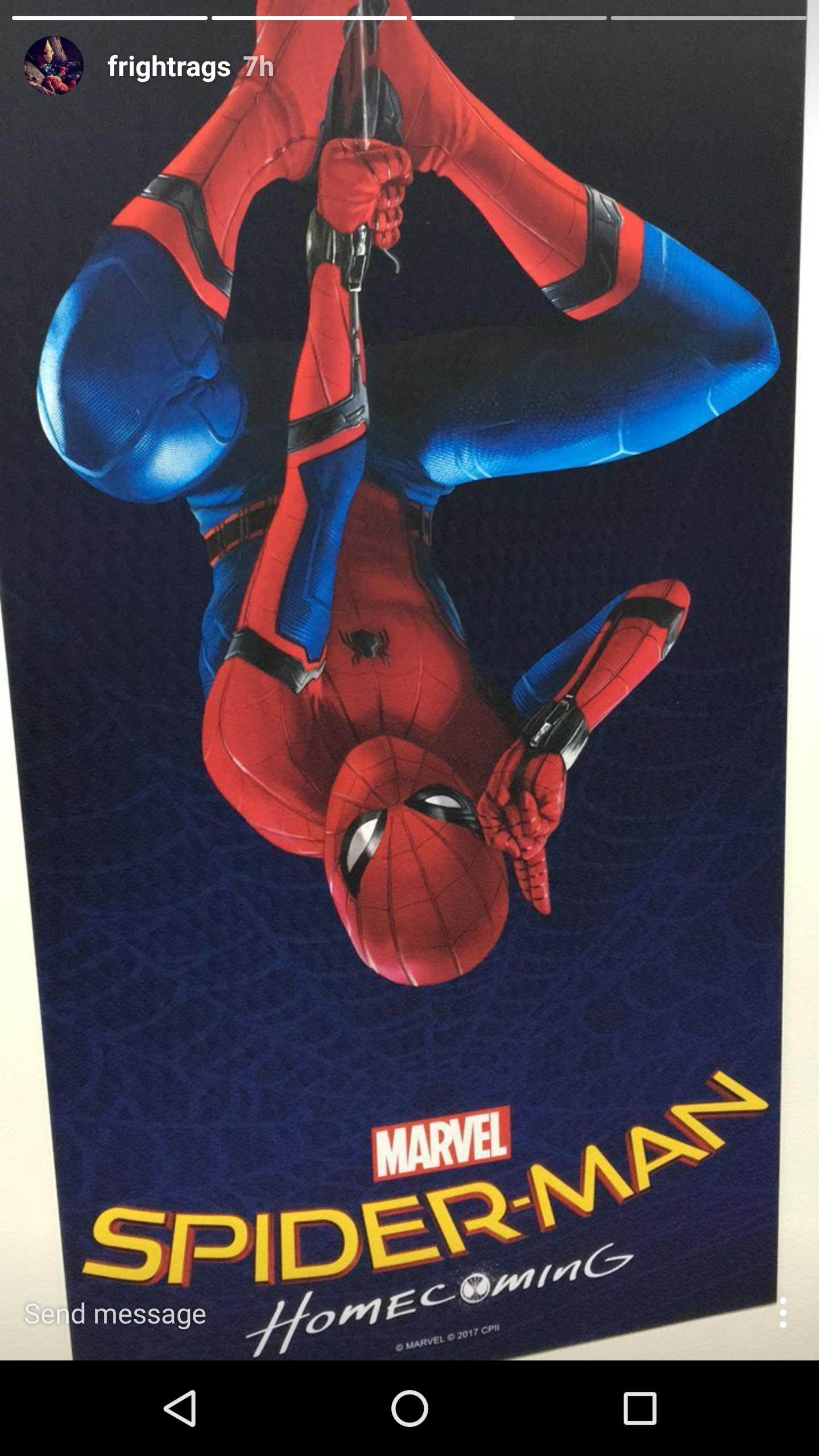 SpiderManHomecomingPosterVegas