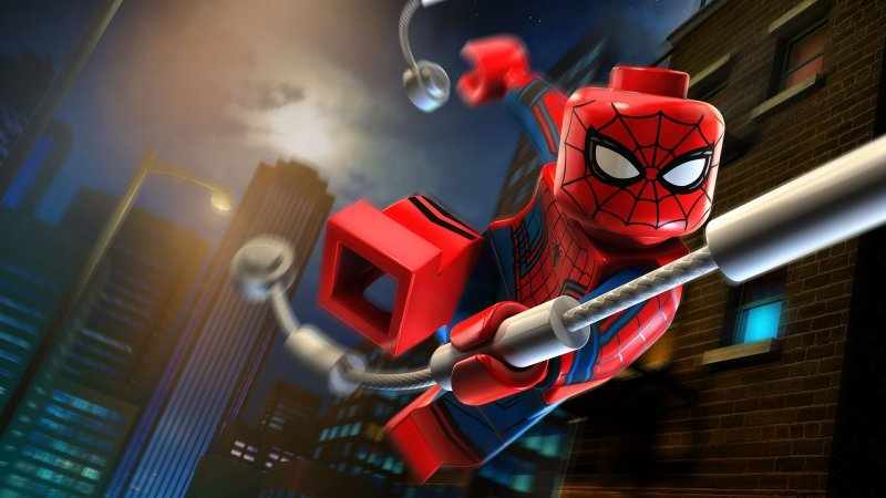 rumor lego 39 spider man homecoming 39 sets revealed spider man news. Black Bedroom Furniture Sets. Home Design Ideas