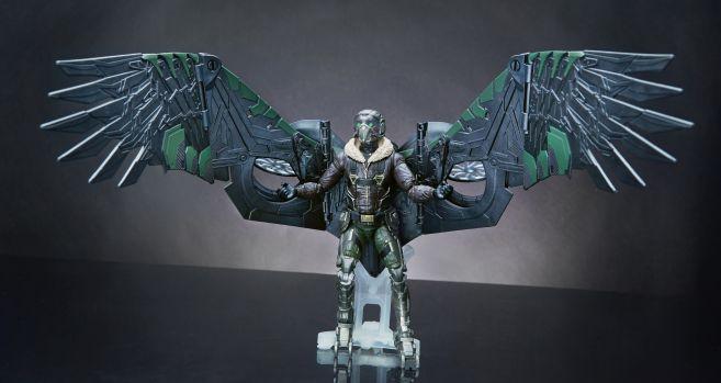 MARVEL SPIDER-MAN HOMECOMING LEGENDS SERIES 6-INCH Figure Assortment (Vulture) - Build A Figure 1