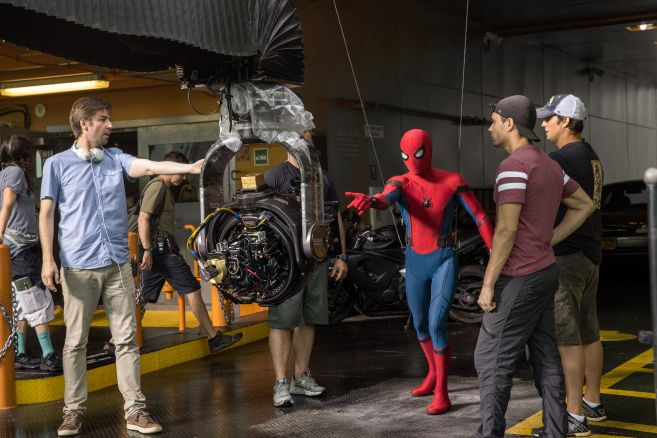 BTS;Crew;Jon Watts - (Director);Tom Holland