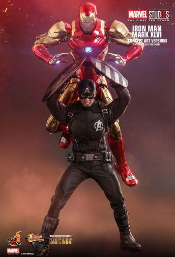 Hot Toys - Iron Man Mark XLVI - Concept Ver - 05