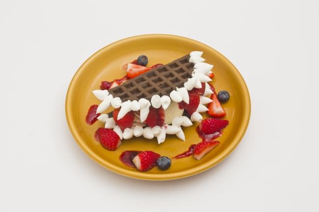 Parco - Venom Food - Venom Waffle - 01
