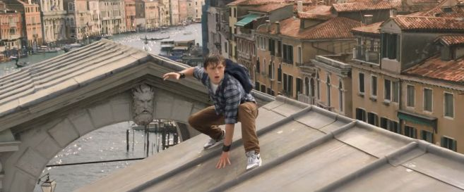 Spider-Man Far From Home - Trailer 1 - 38