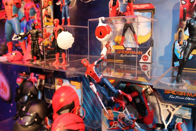 Hasbro - Spider-Man Far From Home - Toy Fair 2019 - 07