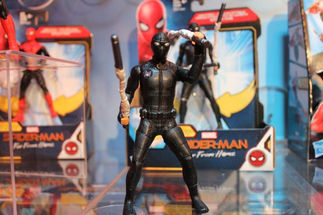 Hasbro - Spider-Man Far From Home - Toy Fair 2019 - 08
