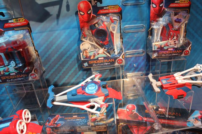 Hasbro - Spider-Man Far From Home - Toy Fair 2019 - 15