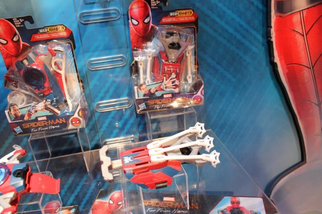 Hasbro - Spider-Man Far From Home - Toy Fair 2019 - 16