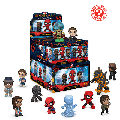 Funko - Spider-Man Far From Home - Mystery Minis - 01