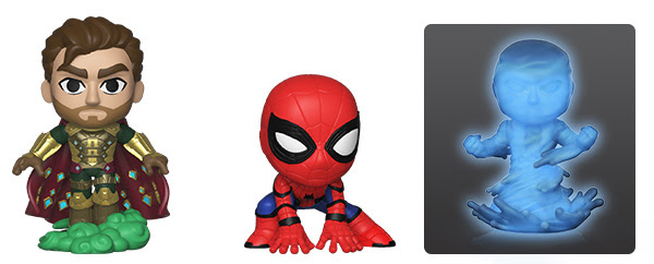 Funko - Spider-Man Far From Home - Mystery Minis - 03