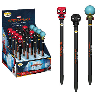 Funko - Spider-Man Far From Home - Pop Pens - 01