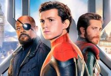 Spider-Man Far From Home - Official Images - Character Poster - Featured