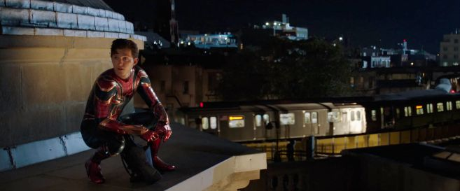 Spider-Man Far From Home - Trailer 2 - 01