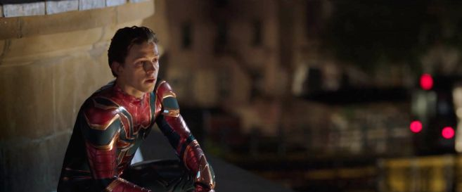 Spider-Man Far From Home - Trailer 2 - 02
