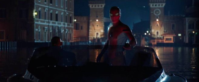Spider-Man Far From Home - Trailer 2 - 15