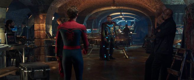 Spider-Man Far From Home - Trailer 2 - 16