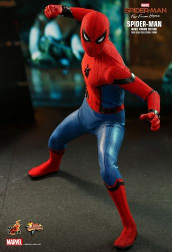 Hot Toys - Spider-Man Far From Home - Spider-Man Movie Promo Edition - 04