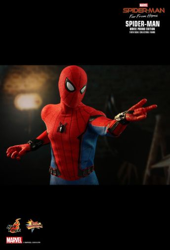 Hot Toys - Spider-Man Far From Home - Spider-Man Movie Promo Edition - 14