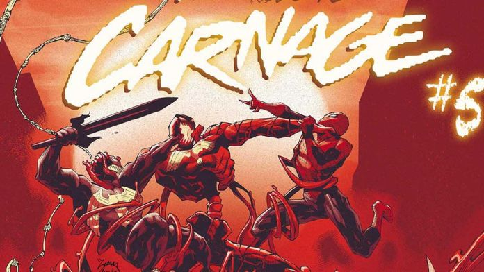 Marvel Comics - Absolute Carnage - issue 05 - Cover - SMN Featured