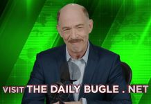 The Daily Bugle website