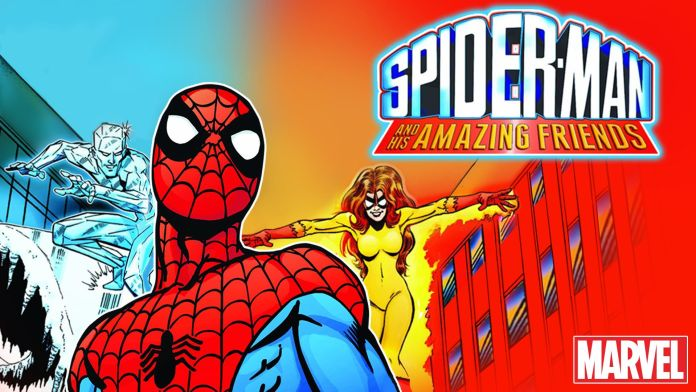 Disney Plus - Spider-Man and His Amazing Friends