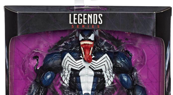 Hasbro - Marvel Legends - Venom - Featured - 01