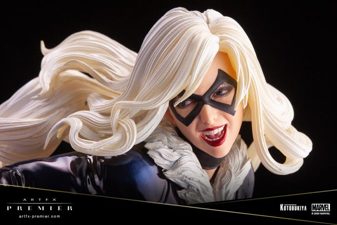 Kotobukiya - Marvel - Black Cat - ARTFX Premiere - 02