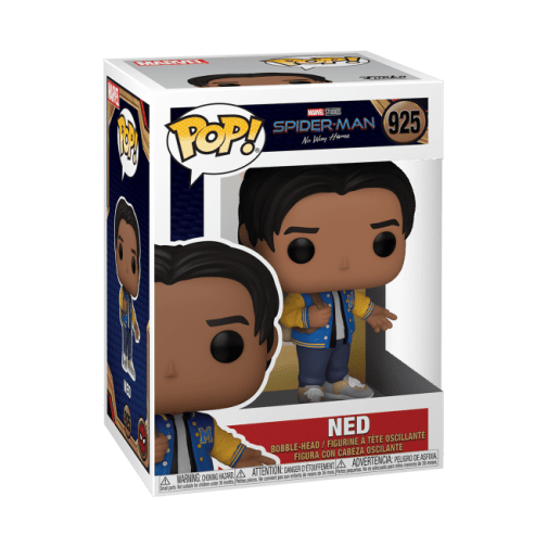 Funko - Spider-Man No Way Home - Ned - Announcement - 01