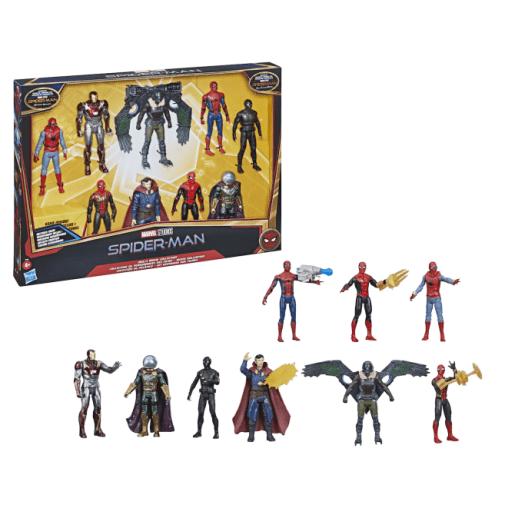 Hasbro - Spider-Man No Way Home - Figure Set - Announcement - 01