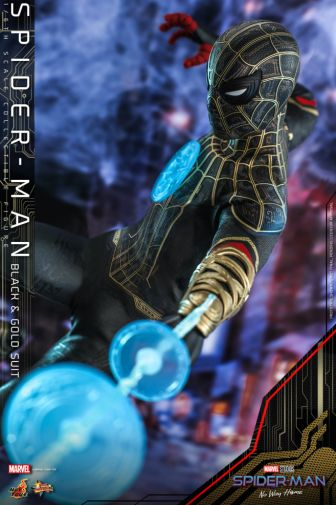 Hot Toys - Spider-Man - No Way Home - Black Suit - 04