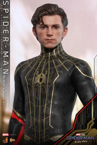 Hot Toys - Spider-Man - No Way Home - Black Suit - 08