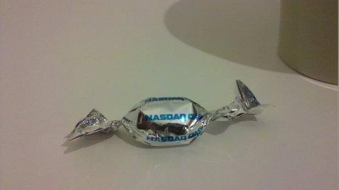 La caramella della Nasdaq OMX
