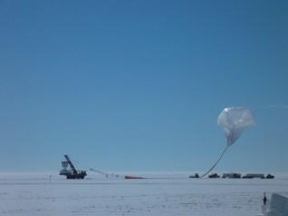 Balloon release.