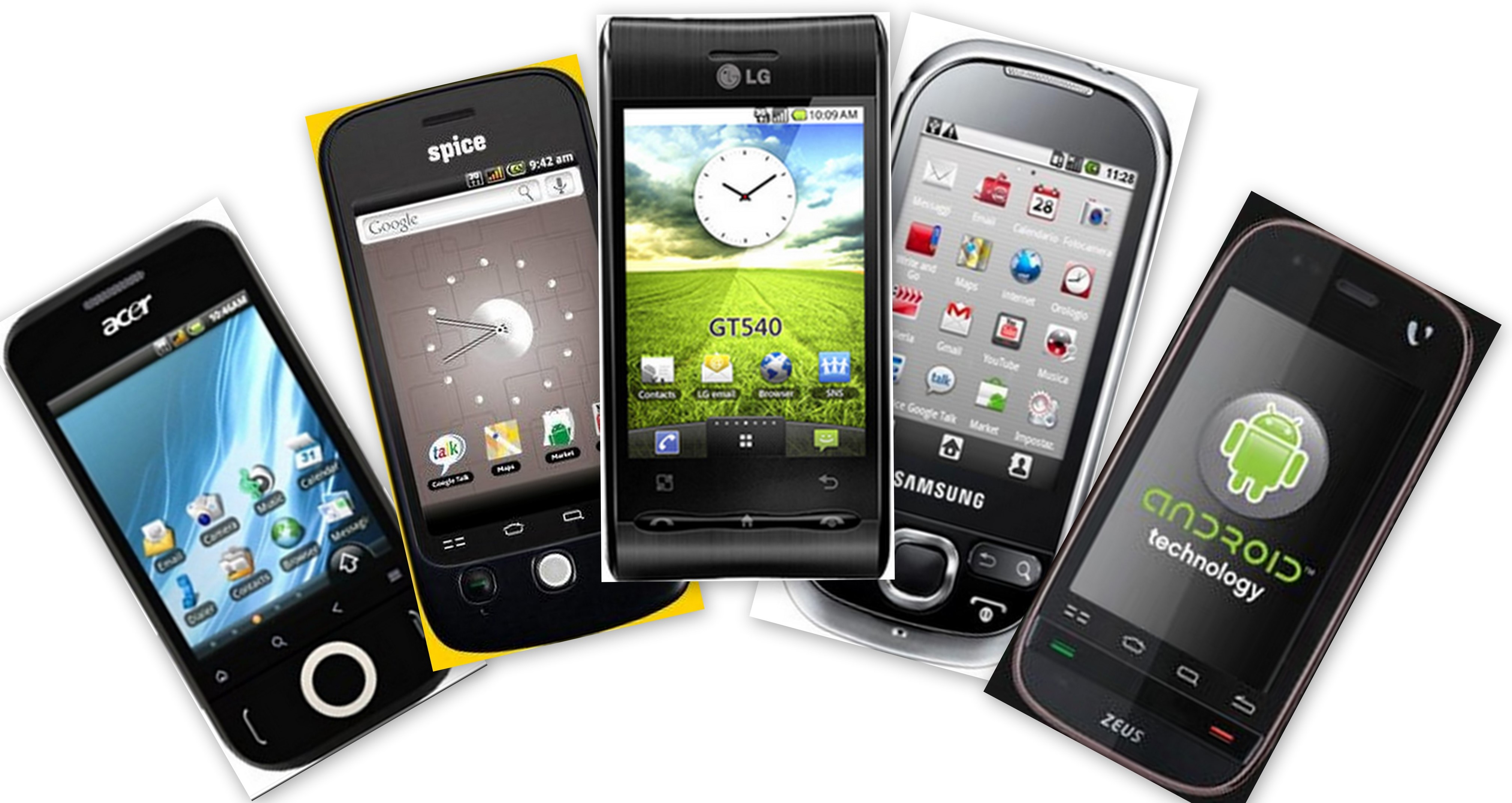 Top 10 Android Phones To Buy In 2014