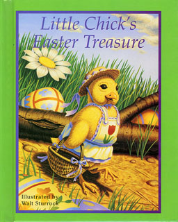 Chicks Treasure Location : chicks, treasure, location, Little, Chick's, Easter, Treasure, Illustrated, Books, Spiderwebart, Gallery