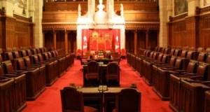 Canada's senate chamber