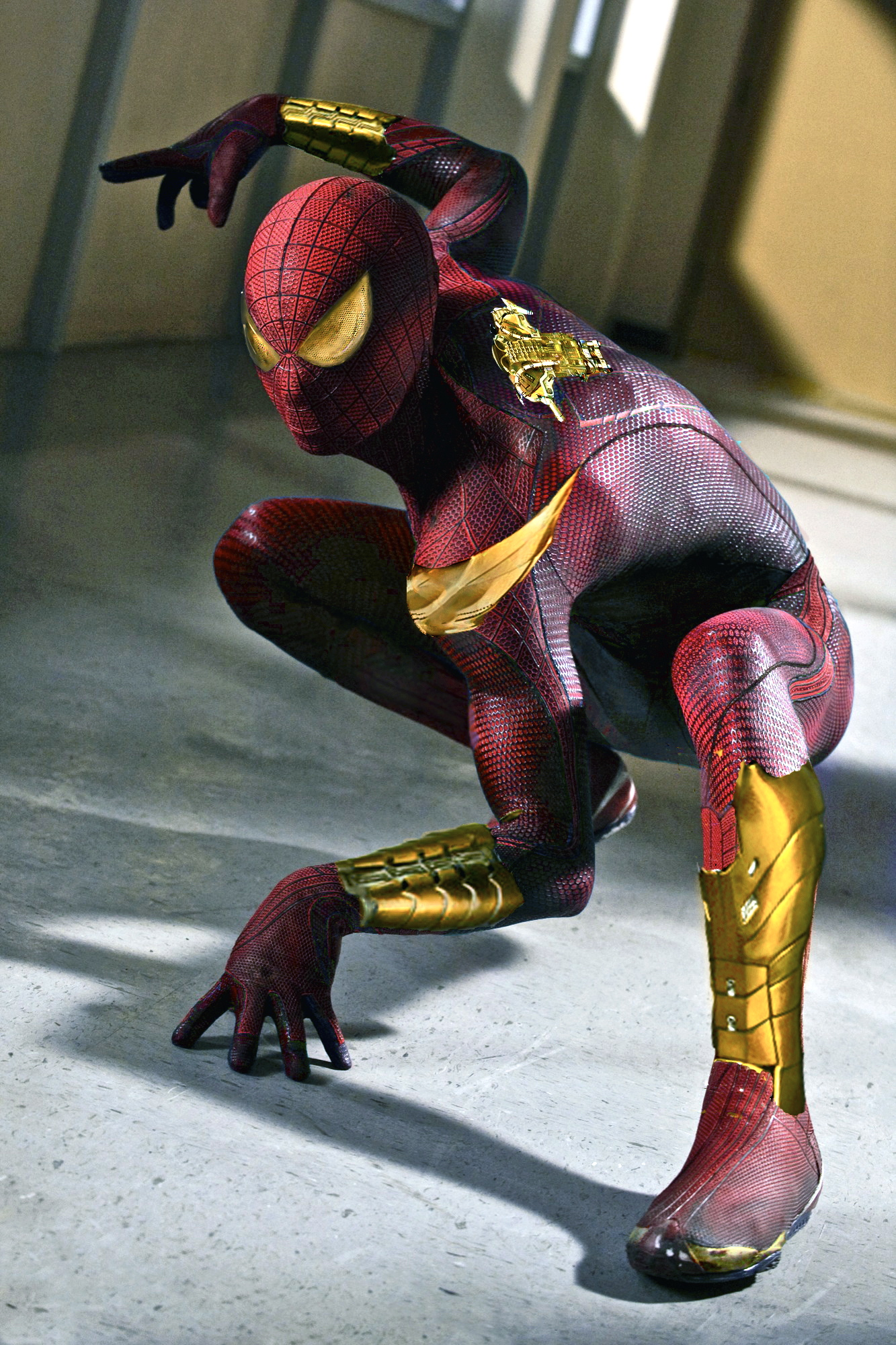 All Spidey Suits Iron Spider Costume Ideas