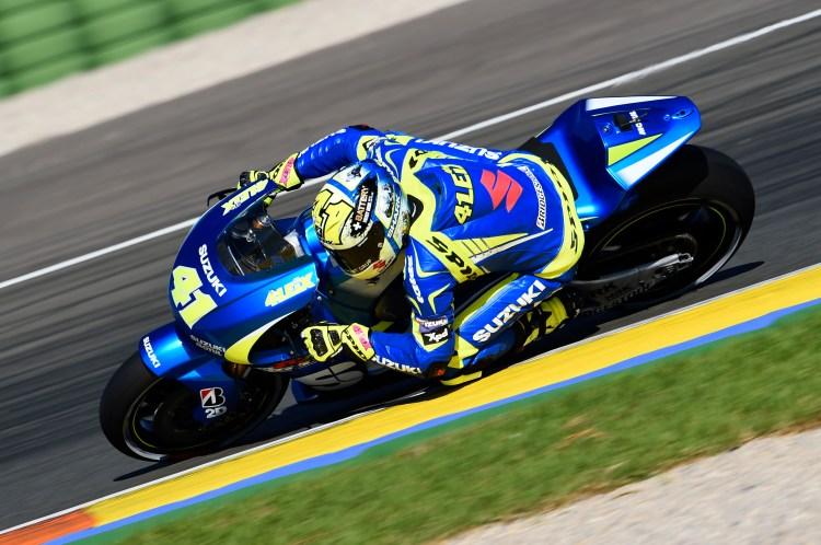 Aleix Espargar - Suzuki MotoGP Team
