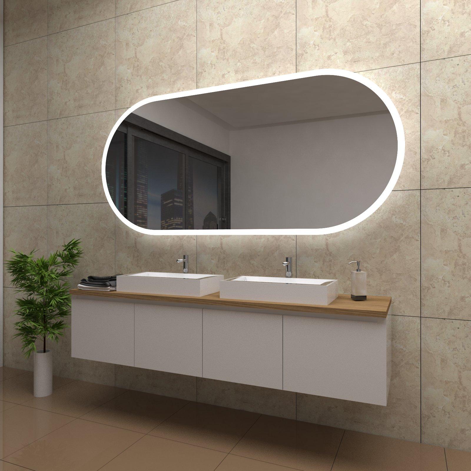 Spiegel Beleuchtung Schminken | Spiegel Beleuchtung Schminken Badezimmerspiegel Mit Beleuchtung