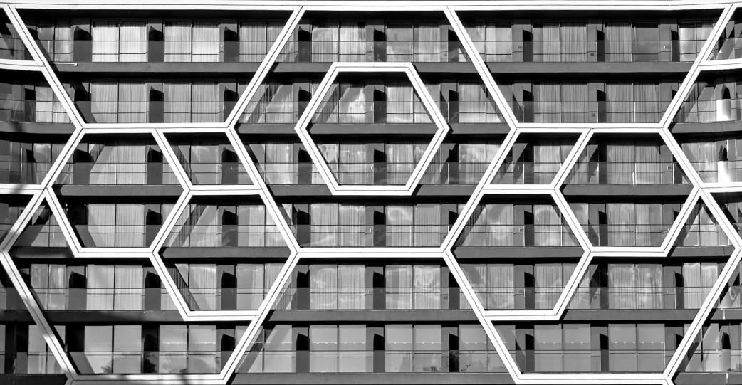 Hotelfront Kumköy/Türkei