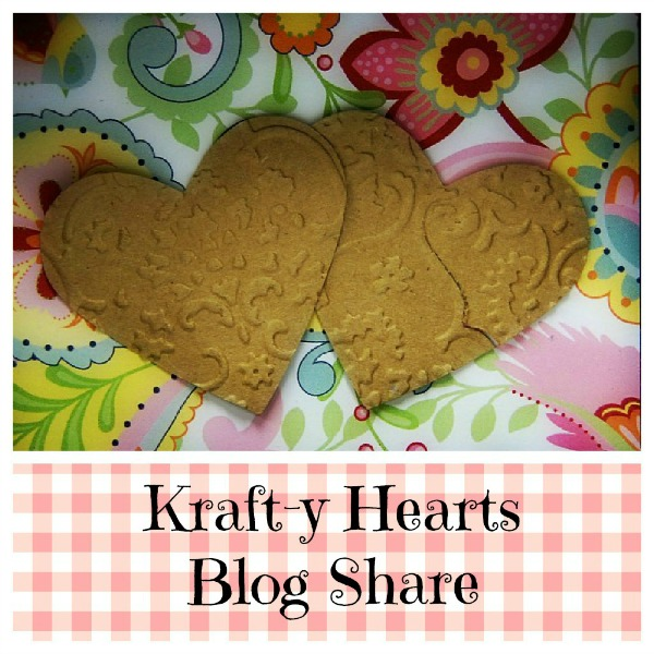 Kraft-y Heart Blog Share